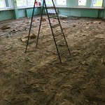 Прогимназия 675 Талант ремонт спорт залов