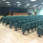 Пулково (отделка актового зала)
